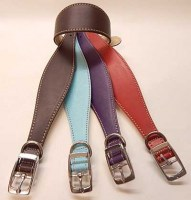 Leather-padded-whippet-collars